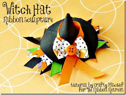 witch-hat-ribbon-sculpture-tutorial