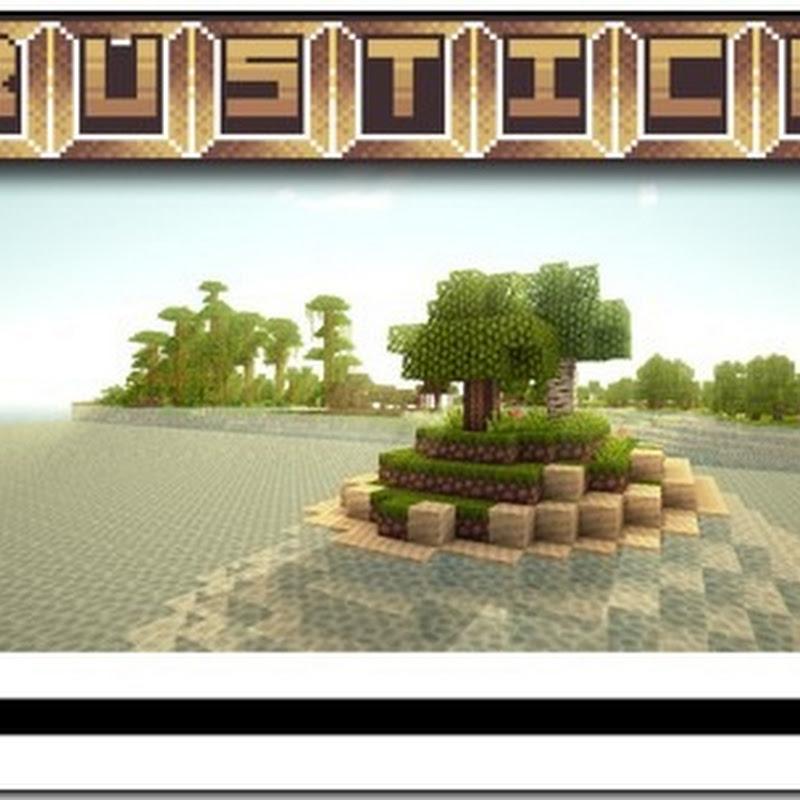Minecraft 1.4.6 – Rustica Texture pack 16x