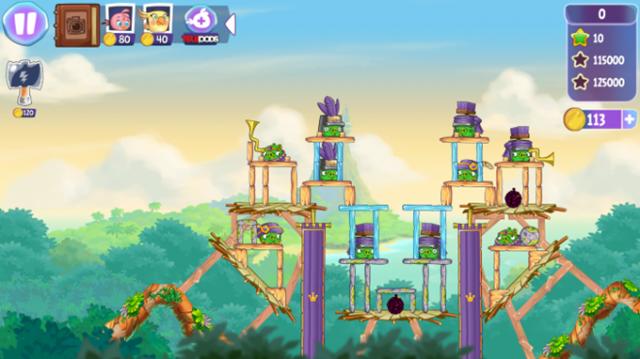 Descargar Angry Birds Stella para iPhone y Android