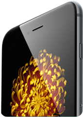 iPhone 6: Näyttö