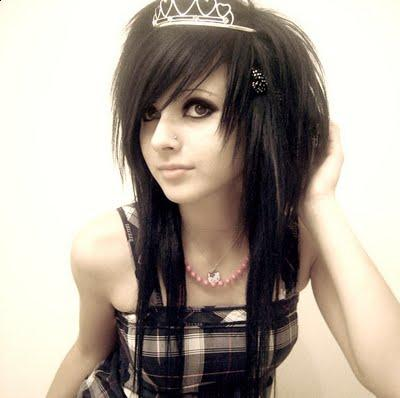 Cute Short Emo Hairstyles