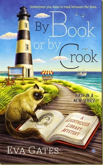By Book or By Crook by Eva Gates - Thoughts in Progress Feb. 16