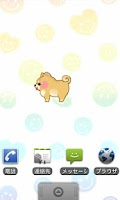 Screenshot of Walking the dog live wallpaper