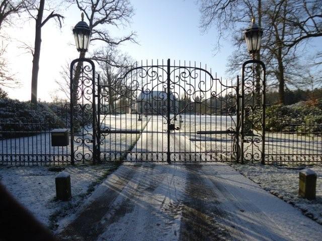 Poort Huis Singraven - www.LandgoedDeKniep.nl