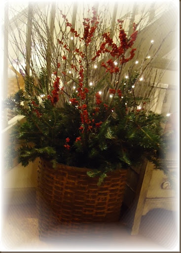 basket of twigs and lights 1