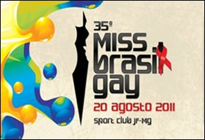 35 edicao do Miss Brasil Gay