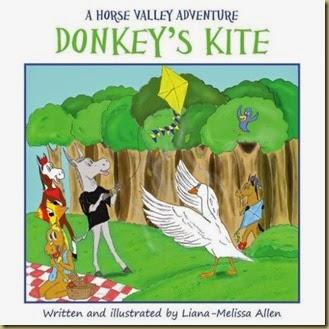 Donkey's Kite by Liana-Melissa Allen