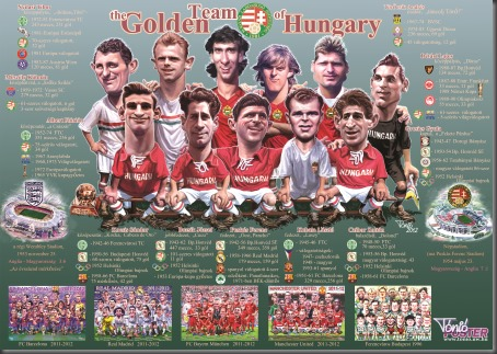 THE GOLDEN TEAM OF HUNGARY
