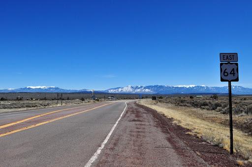 Camino a Taos