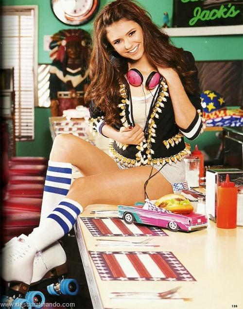 nina dobrev linda sensua sexy sedutora fotos Vampire Diaries desbaratinando (13)