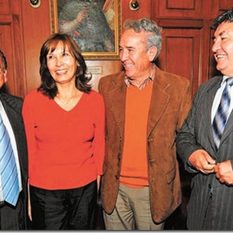 Fátima Dolz es la nueva rectora interina de UMSA