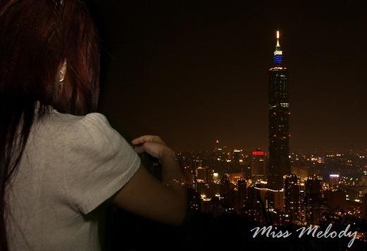 象山 101夜景 攝影練習