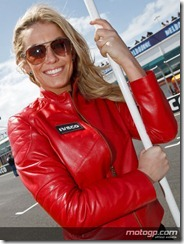 Paddock Girls Iveco Australian Grand Prix 16 October 2011 Phillip Island Australia (31)