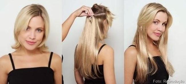 Inspirações: Mega Hair, Alongamento, Aplique.
