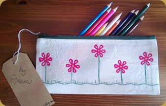 How does you garden grow pencil case
