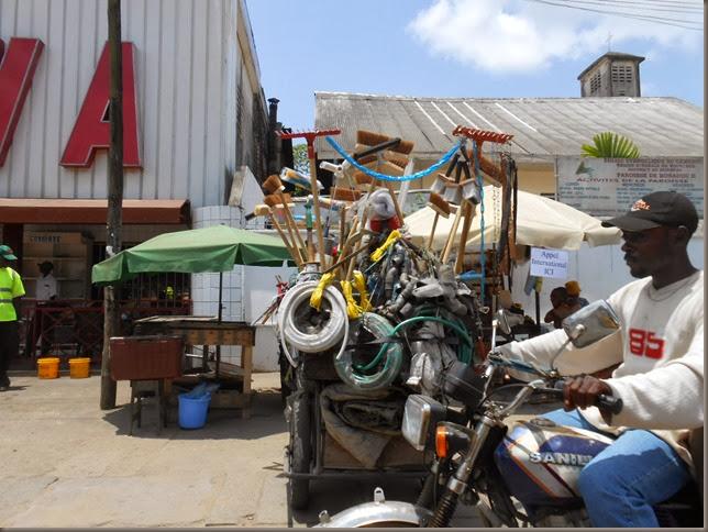 Plumbing cart (2)