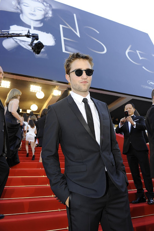 65EME FESTIVAL DE CANNES - RED CARPET 'ON THE ROAD'