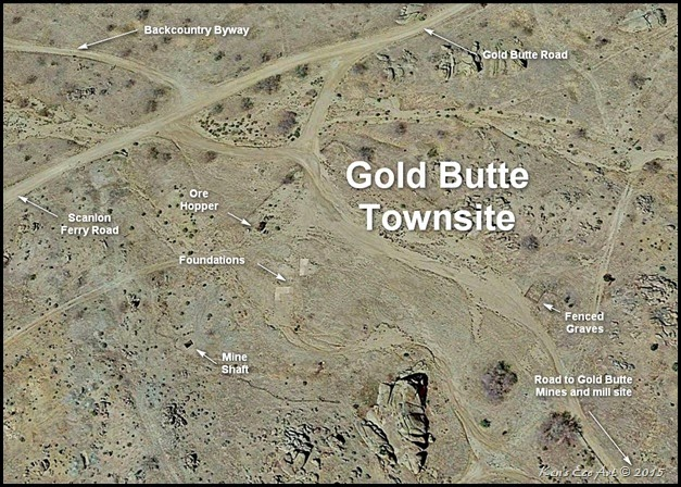 Gold Butte Town Site 2