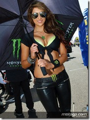 Paddock Girls Iveco Australian Grand Prix 16 October 2011 Phillip Island Australia (33)