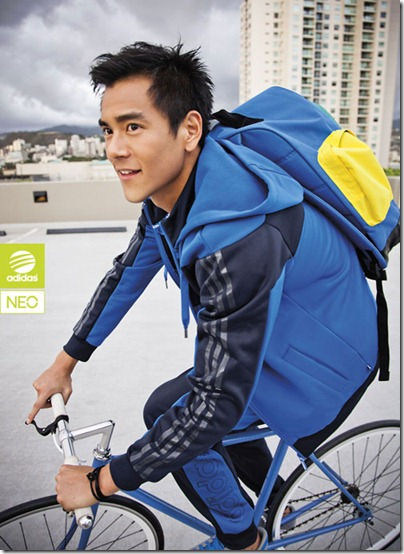 adidas Neo Label 2013 X Eddie Peng 彭于晏 09