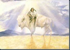 profecia xaman bufalo branco e a nova era