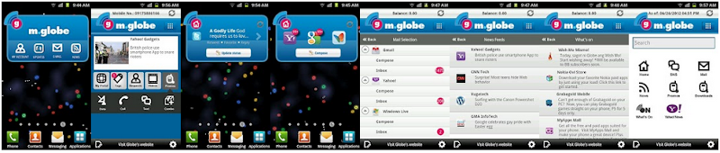 m.globe widget for Android 3.02.001 apk