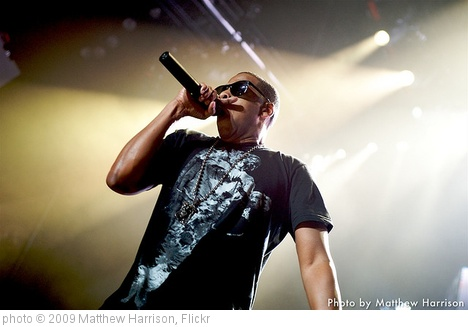 'Jay-Z' photo (c) 2009, Matthew Harrison - license: http://creativecommons.org/licenses/by-nd/2.0/