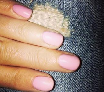 SSNL Pink Chiffon