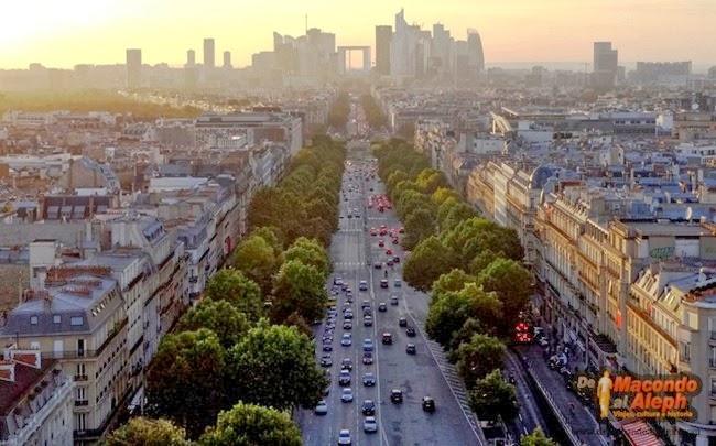 Visitar Arco del Triunfo Paris 8