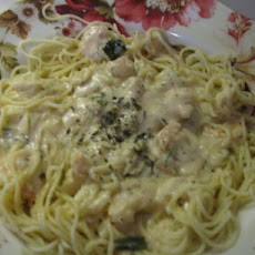 Sherry's Scrumptious Shrimp Sauce for Pasta