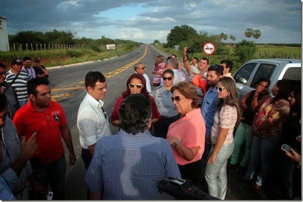 Estrada do Malheiros fot Ivanízio Ramos