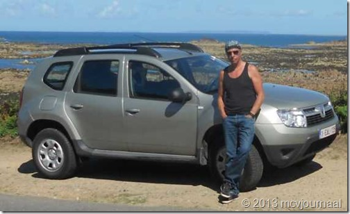 Vakantie Dacia Duster 2013 02