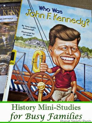 History Mini Unit Studies