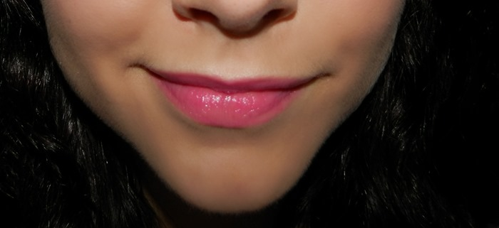 leighton denny lipstick swatch