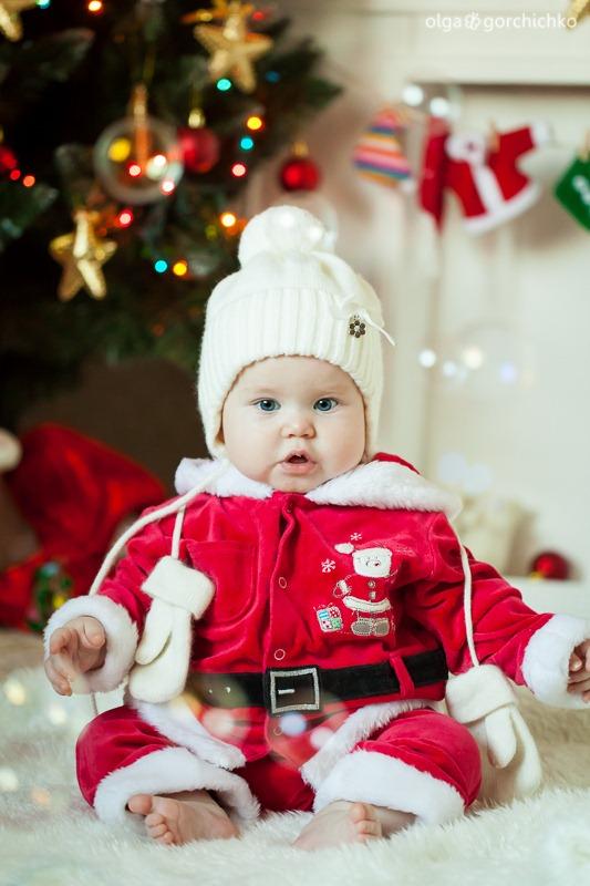 Детский новогодний фотопроект Рождественские мечты. 28. Катя 8 мес (Светлана Тесля)-0842