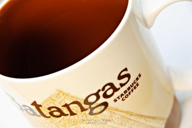 Batangas Starbucks Global Icon City Mug