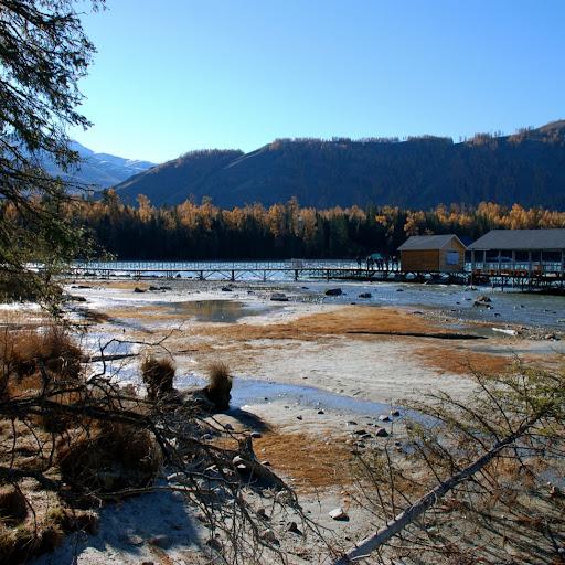 Xinjiang, Kanas - Kanas Lake