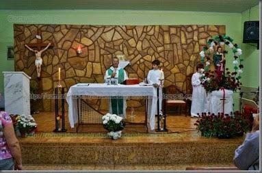 Igreja São Judas Tadeu - Patrocínio-MG - Paróquia São Damião de Molokai -DSC04950 (1280x850)-20141031