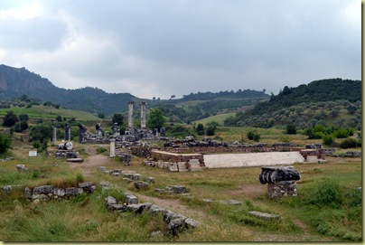 Sardis Temple of Artemis Site