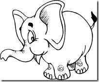elefante colorear (1)