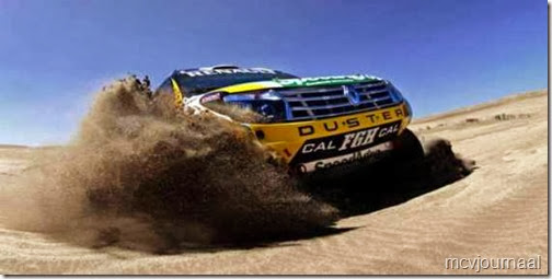 Duster Dakar Rally 2014 03