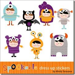 spookabledressupstickers