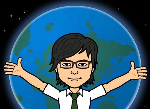 地球は一つ!