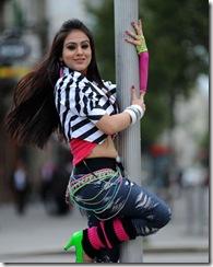 aksha in modern dress