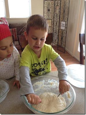 Transformation Tuesday - Bread Dough - Irreversible Transformation (2)