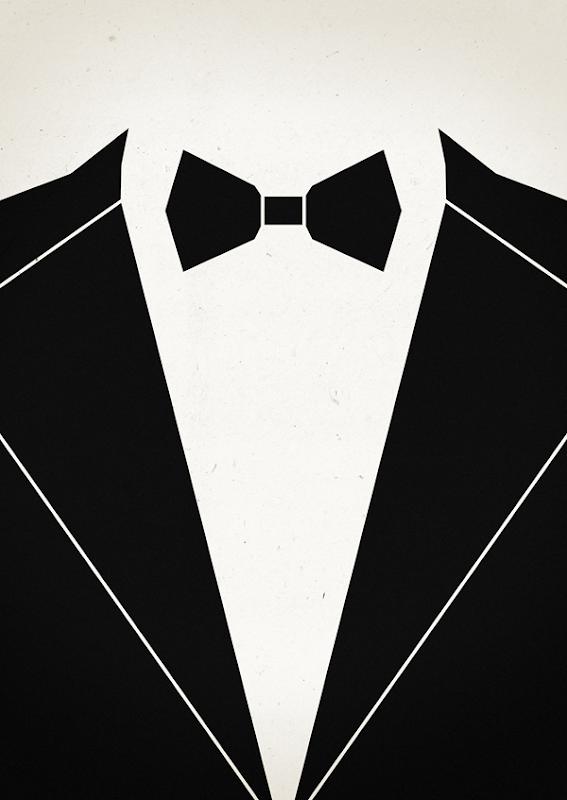 Posts 165 james bond minimalist poster visual - James bond deko ...