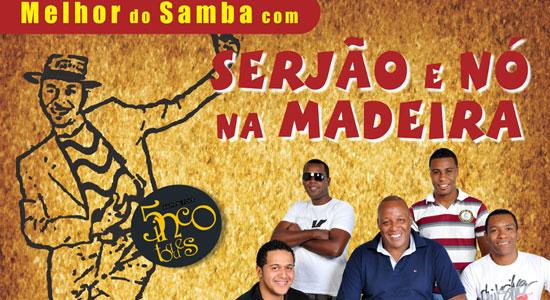 Serjão e Nó na Madeira no Recanto Olímpico