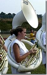 WhiteSousaphone