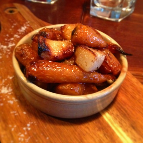 #364 - roasted winter vegetables