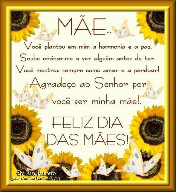 Feliz Dia Das Maes Frases 2 Quotes Links